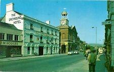 Greyhound Hotel & Town Hall - Bridport - Dorset - Postcard #WHS 979