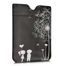 kwmobile Sleeve Tasche für Amazon Kindle Paperwhite Pusteblume Love Kunstleder
