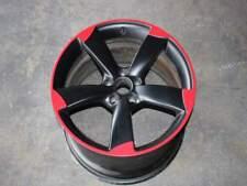 Audi TTRS Plus original Felge Rotor Alufelge 9x19 ET 52 rot matt 8J0601025BQ