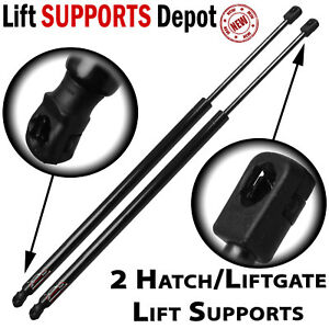 Qty 2 Fits Routan 2009 to 2014 Liftgate Lift Supports W/O Power Gate