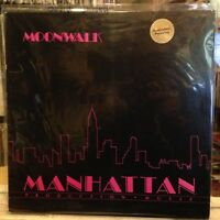 [SOUL/JAZZ]~NM LP~DAVID CHESKY~Moonwalk~{Original 1985~MANHATTAN~Issue]~