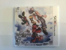 Replacement Case (NO GAME) Kingdom Hearts 3D - Nintendo 3DS