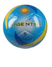 Argentina Arza Soccer Ball color Blue Size 5