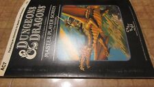 Vintage Dungeons and Dragons Master Players Screen