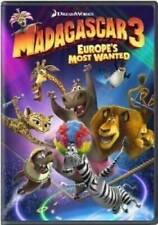 Madagascar 3: Europes Mst Wntd - DVD - VERY GOOD