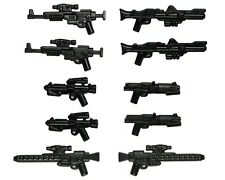 x5 Lot A280 RIFLE BLASTER for Star Wars Lego Minifigure