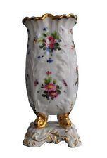 Vase en porcelaine de Paris époque Louis Philippe