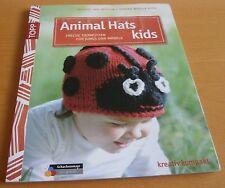 Animal Hats Kids Freche Tiermützen für Jungs und Mädels