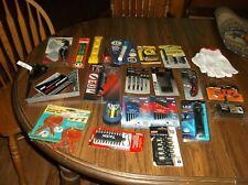 Lot Of 22 Brand New Hand Tools,Drills,Utility Knife,Flashlight,Screwdri ver,Level