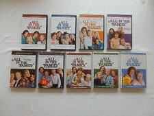 All in the Family: The Complete Series, Seasons 1-9 NEW DVD Set, 7 Sealed
