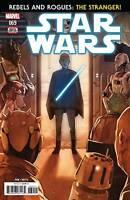 Star Wars #69 Rebels and Rogues the Stranger Marvel Comics 1st print 2019 NM