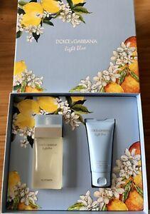 Dolce and Gabbana Light Blue 50ml Set