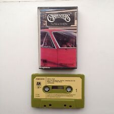CARPENTERS Now and Then  -   Cassette Tape ZCAM63519   1973  AM Stereo Tape