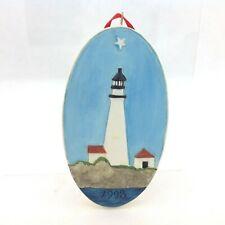 Sebastian Miniature Sml-704 Lighthouse Ornament - Eastern Star - Artist Proof
