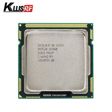 Intel Xeon X3450 Quad Core 2.66GHz 8M 2.5GTs SLBLD Socket LGA1156 CPU Processor