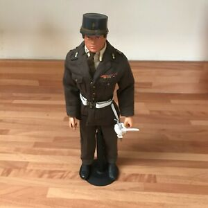 vintage action man French officer