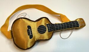 BUILD A BEAR Accessories Acoustic Country Campfire Guitar Brown Instrument BABW