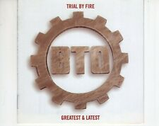 CD BACHMAN TURNER & OVERDRIVEtrial by fire1996 EX+  (A4070)