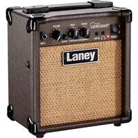Laney LA10 10W 1x5 Acoustic Combo Amp Brown