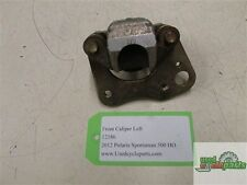 2012 Polaris Sportsman 500 HO-Free USA Ship-left front caliper & pads- 324 miles