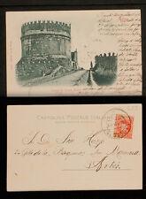 623 ROMA -1903 Tomba di Cecilia Metella