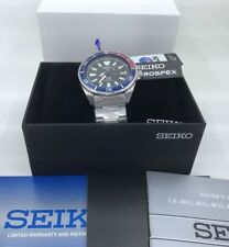 NEW! Seiko Men's PADI Prospex Automatic Stainless Steel Divers Watch SRPB99