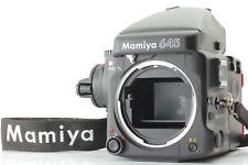 【NEAR MINT+++】Mamiya 645 Pro TL / AE Prism Finder 120 Film Back From Japan  657