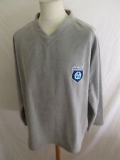 Sweat vintage de football OM Marseille Gris Taille XL