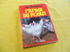 L'élevage du poulet - Julien Besselièvre - 1974
