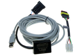 AC Stag USB INTERFACE AUTOGAS CABLE DIAGNOSE Orginal with adapter