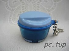 Porte clés Tupperware (keychain) Twister / Turbo Tup / Turbo Chef bleu miniature