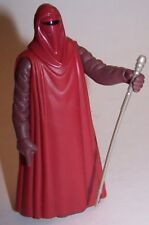 Vintage 1997 Star Wars POTF2 Emperor's Royal Guard Action Figure