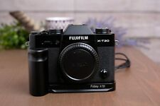 Fujifilm X-T20 24.3MP Mirrorless Digital Camera - Black (Body Only) with Grip