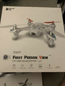 Hubsan FPV x4 Aerial Drone H107D
