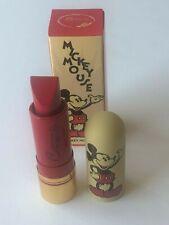 BNIB Besame Disney Cosmetics Mickey Mouse Lipstick Red New!