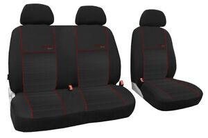 Trend Line Sitzbezüge 1+2 kompatibel mit VW T6 ab 2015 bis 2020. Sonderpreis!!!