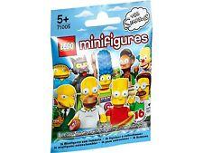 LEGO SERIES 1 SIMPSONS MR BURNS  SEALED