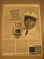BP Motorenoel- Werbung aus den 1950.Jahren -Oldimer Benzin advertising
