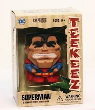 "2017 Cryptozoic 3"" DC Comics Superman Teekeez Stackable Vinyl Tiki Figure NEW"