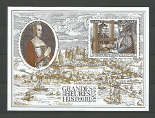 FRANCE 2017...Miniature Sheet  MNH ** Les Grands Heures de l'Histoire de France