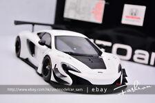 AUTOart 1:18 McLAREN 650S GT3 White
