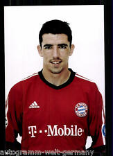 Roy Makaay Bayern München 2003-04 seltenes Foto+2