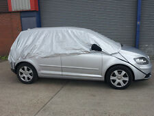 VW Volkswagen Golf Mk5 Plus Half Size Car Cover