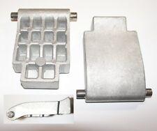 Gegenplatte passend für ATIKA LH 2500 G  Walzenhäcksler Häcksler