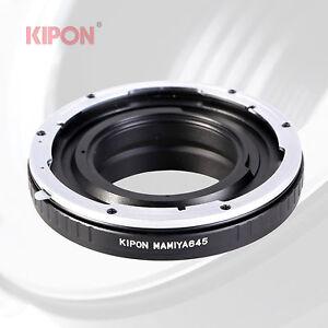 New Kipon Adapter for Mamiya 645 M645 Mount Lens to Pentax K PK Camera