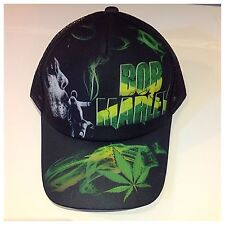 New Bob Marley Reggae Cap, Hats, Smoking , Grap One Now!!!