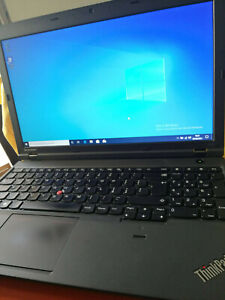 "Lenovo notebook ThinkPad L540 i5-4200 15.6"" 8Gb RAM HD 500 Batt OK Ottimo"