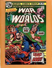 Amazing Adventures #36 Killraven War Of The Worlds VF/NM