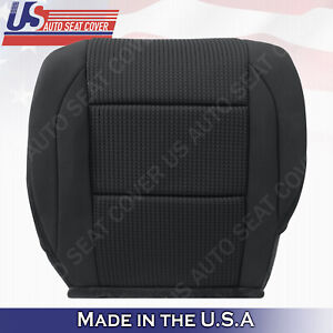 2005 To 2015 Black Driver bottom Cloth Seat Cover replacement for Nissan Armada