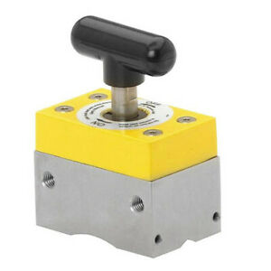 Magswitch 8100494 Welding Square,150 Lb. Max. Pull,Steel